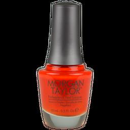 Esmalte Morgan Taylor Para Uñas Orange You Glad 15 mL