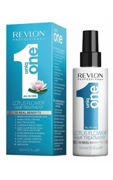 Tratamiento Revlon Todo en Uno Lotus Uniq One 150 mL