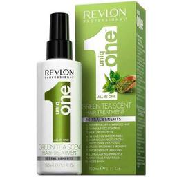 Tratamiento Revlon Todo en Uno One Green Tea Uniq One 150 mL