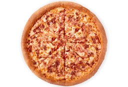 Pizza Canadian Bacon Familiar