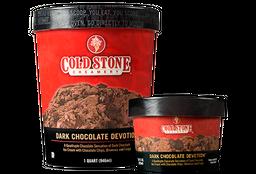 Helado Cold Stone Cuatro Chocolate