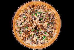 Pizza The Vegan Royal Familiar