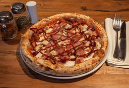 Pizza BBQ Bacon