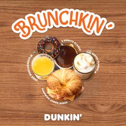 Dunkin Brunch