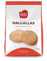 Pan Hallulla Home Bakery 11 unidades