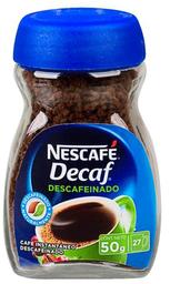 Nescafe Decaf Frasco 50g