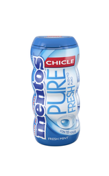 Chicle Menta Azul Mentos 30g