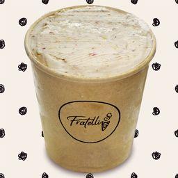 Helado Frutilla Crema