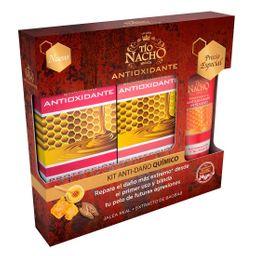 Tripack Tio Nacho Antioxidante