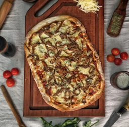 Pizza Mechada D'fab 2 a 4 Personas