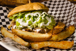 ACE MEXICAN  BURGER
