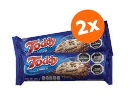 Promo: 2x Galleta Toddy 142.5g