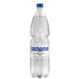 Agua Mineral Cachantun Con Gas
