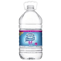 Agua Purificada Pure Life Nestlé Sin Gas