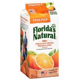 Jugo Natural Naranja Florida