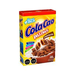 Cereal Pillows Sabor Chocolate Cola Cao