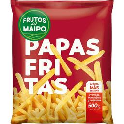 Papas Pre Fritas Congeladas Frutos Del Maipo