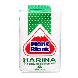 Harina Sin Polvos De Hornear