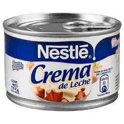 Crema De Leche Nestlé Tarro