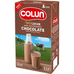 Leche Semidescremada Sabor Chocolate Colún