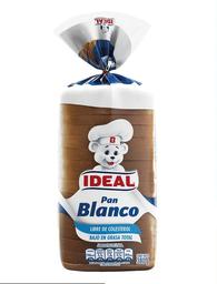 Pan De Molde Blanco Ideal