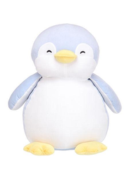 Peluche Grande de Pingüino Azul 48 cm