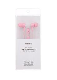 Audífonos de Cable Se383 Rosa/Blanco 1.2 m