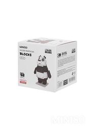 Bloques de Construcción de Panda 1015 8.5*8.5*8.5 cm