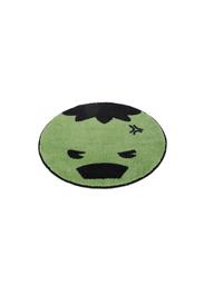 Tapete Cara Hulk - Marvel Decoración Para el Hogar