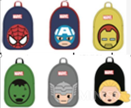Mochila de Moda Plush Spiderman - Marvel
