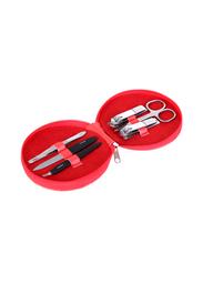 Kit de Manicure en Bolsa Redonda 6 U - Marvel