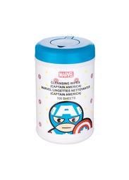 Toallas Húmedas en Bote Capitán America - Marvel