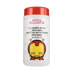 Toallas Húmedas en Bote Iron Man - Marvel