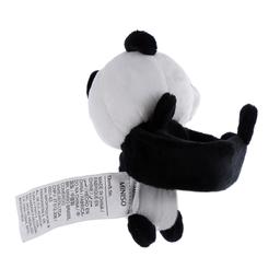 Brazalete de Peluche en Forma de Panda