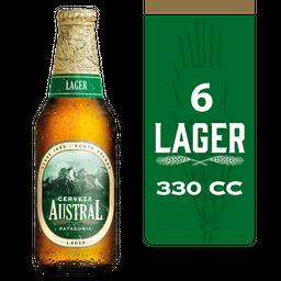 Austral Lager botellin