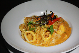 Spaghetti Pez de Oro