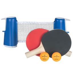 Set De Ping Pong Free Rollnet Small + 2 Palas + 2 Pelotas