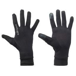 Guantes De Running Táctiles Negros