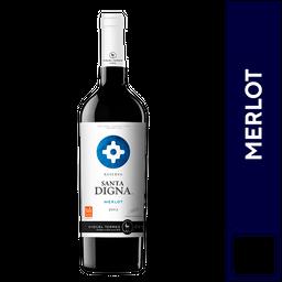 Santa Digna Reserva Merlot 750 ml