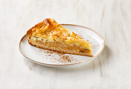 Kuchen de Manzana Light