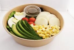 Combo Lunch Ensalada Vegetariana y Bebida