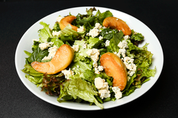 Blau Apfel Salat
