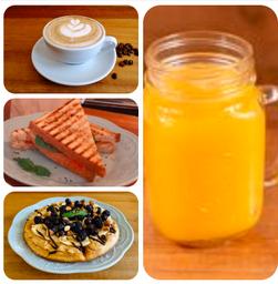 Promo Desayuno para 2