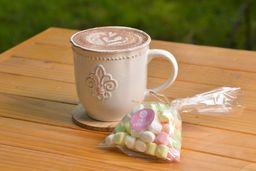 Chocolate Caliente con Marshmallows