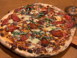 Combo Pizza Diablo