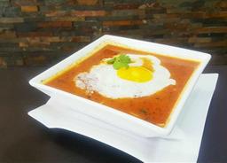 Sopa a la Criolla