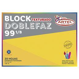Block Medium Doble Faz 99 1/8 Artel