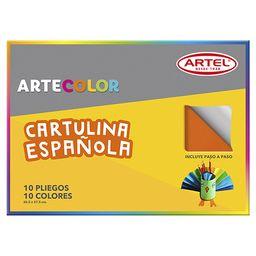 Estuche Artecolor Cartulina Española Artel