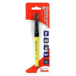Bl:Marcador Pentel Para Ropa M-10 Negro