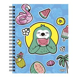 Cuaderno Universitario Groovy Nature Artel